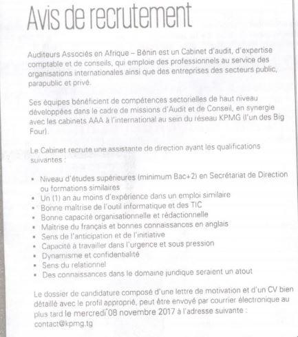 Cabinet recrutement international afrique - Cabinet de recrutement international canada ...