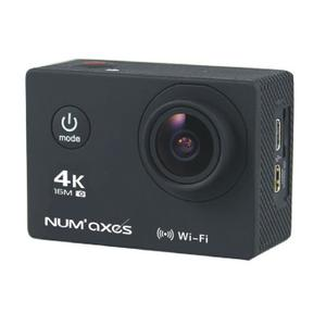 NUM'AXES Caméra de sport CAM1014 - Noir