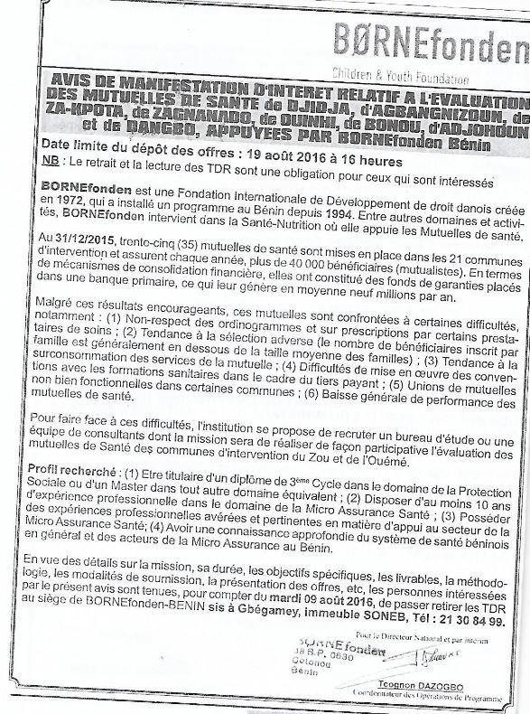 Postuler cette offre avec votre compte cd - Employee de bureau offre d emploi ...